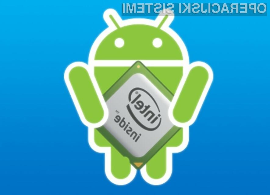 Poznavalci so prepričani, da bo mobilni operacijski sistem Android kmalu postal stalni spremljevalec mobilnih naprav s procesorji podjetja Intel.