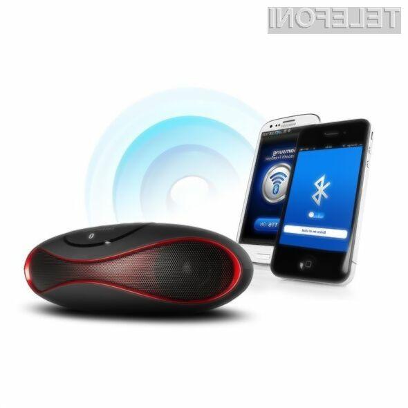 Energy Bluetooth Music Box Z30 omogoča enostavno povezovanje z različnimi mobilnimi napravami.