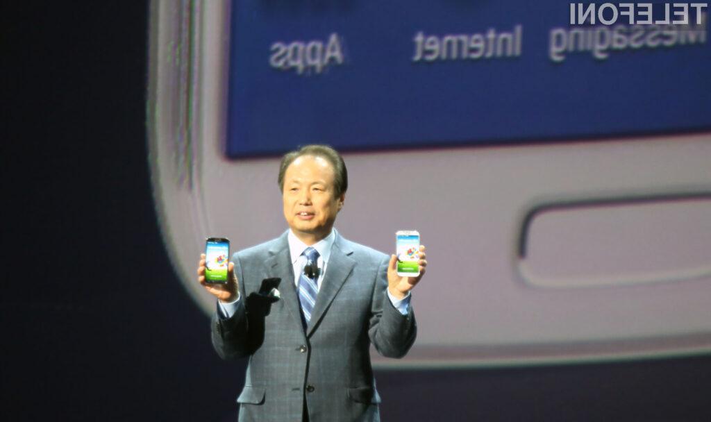 Samsung Galaxy S4: Mobilnik, ki bo osvojil vaše srce in svet