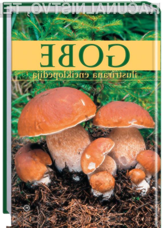 Knjiga Gobe - Ilustrirana enciklopedija