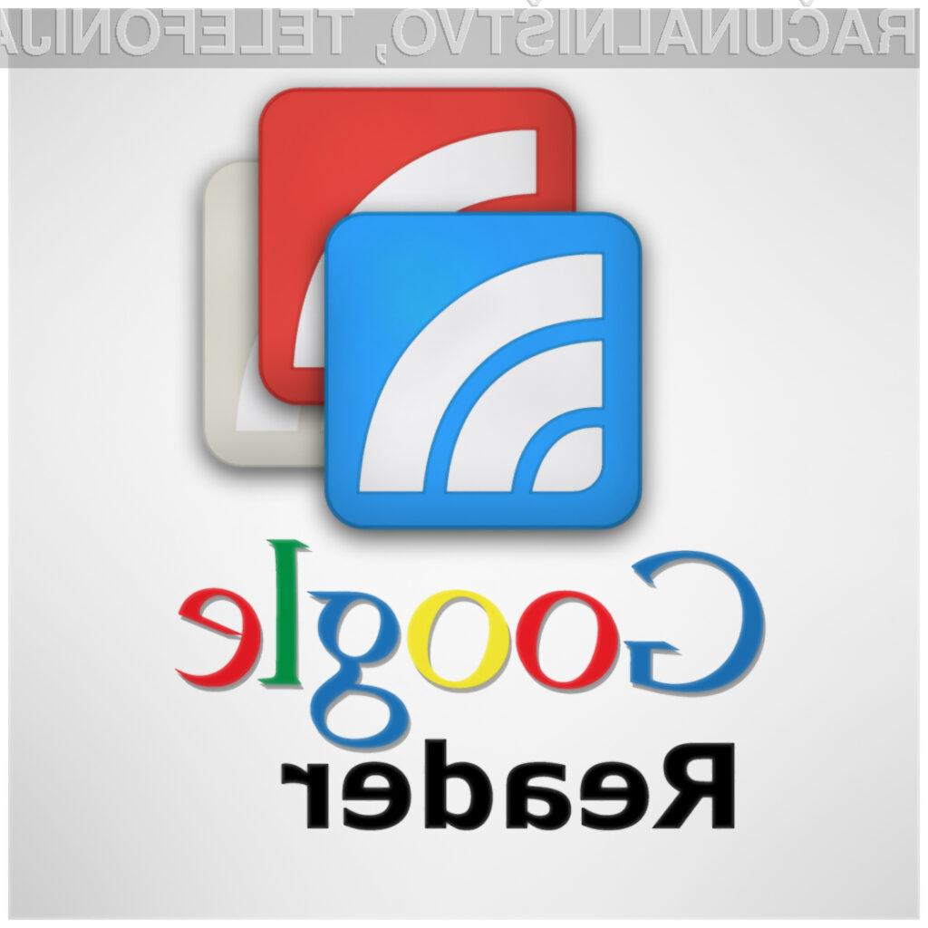 Ker se Google Reader počasi poslavlja, smo pri Računalniških novicah za vas pripravili 13 najboljših alternativ.