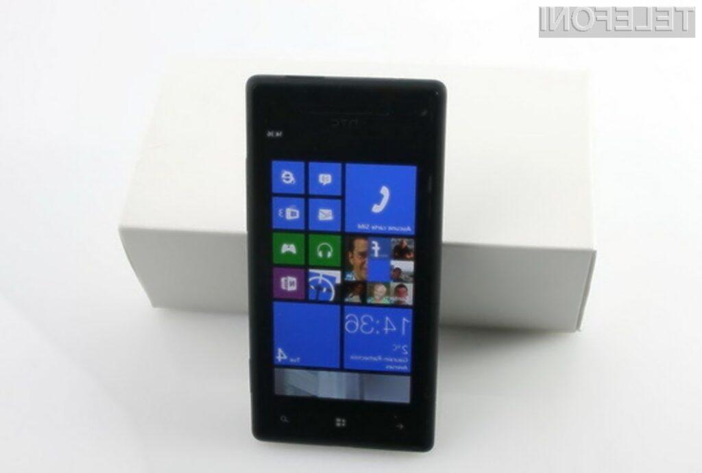 Mobilni operacijski sistem Windows Phone 8 naj bi bil prve večje posodobitve deležen že konec letošnjega leta.