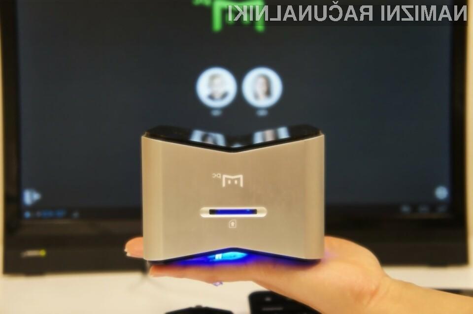 Računalnik MiiPC bo otrokom in njihovim staršem na voljo zgolj za 80 evrov.