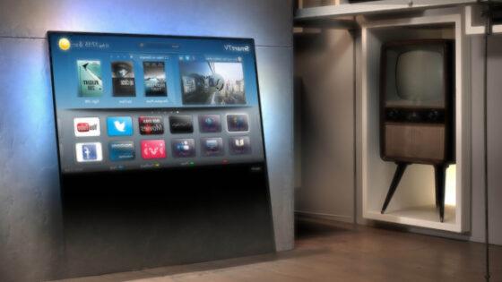 Pametni televizorji Philips DesignLine se lahko pobahajo tako z izjemno obliko kot vsestransko uporabnostjo!