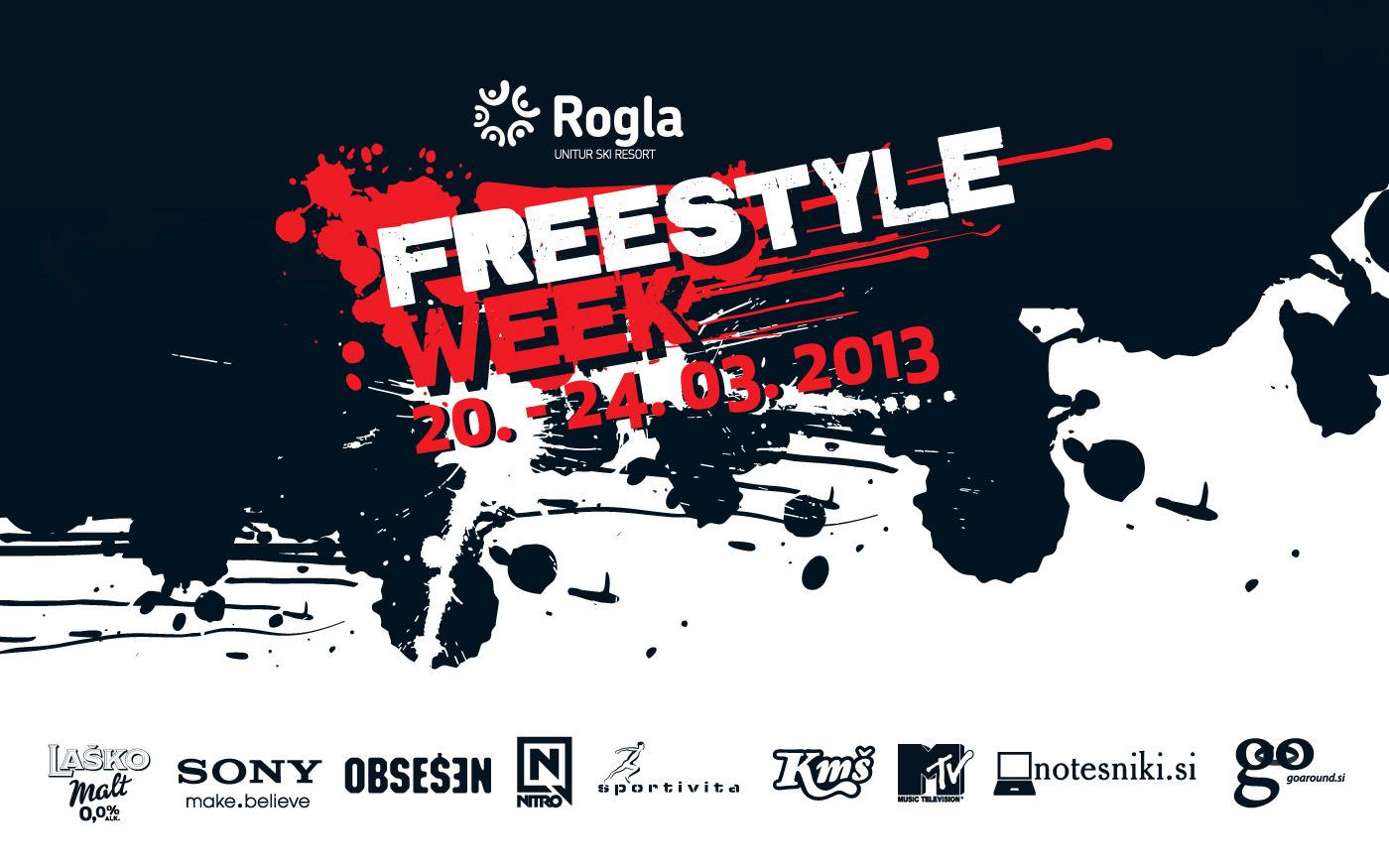 Rogla Freestyle Week 2013