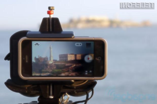 S pomočjo dodatka Snapzoom boste lahko vaš pametni telefon pretvorili v pravi »teleskopski« fotoaparat.