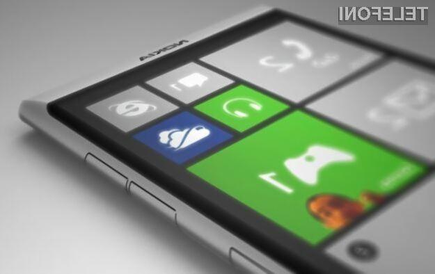 Nova Lumia 928 bo navdušila predvsem ljubitelje aluminija.