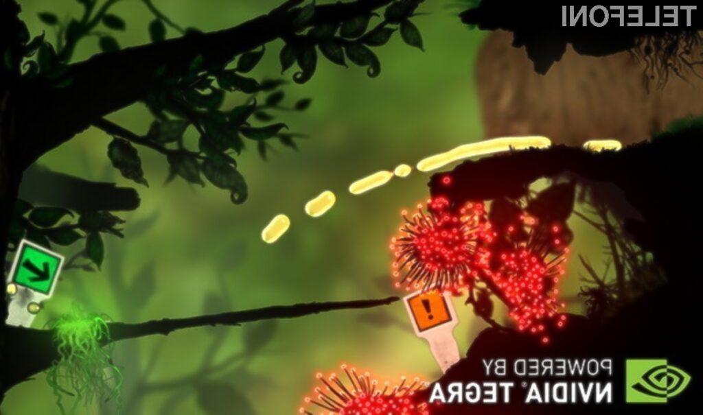 Platforma Nvidia Tegra 5 bo mobilnim napravam zagotovila izjemno grafično zmogljivost!
