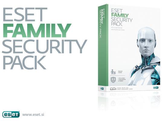 Za računalniško varnost družine