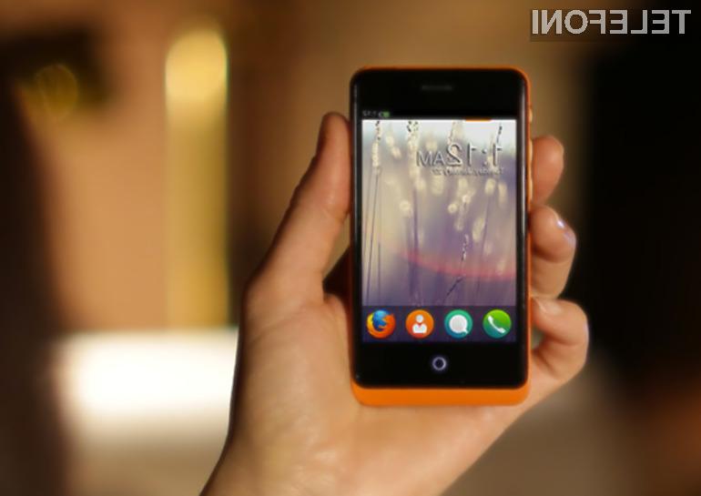 Mobilni operacijski sistem Firefox OS je pričel svoj zmagoslavni pohod!