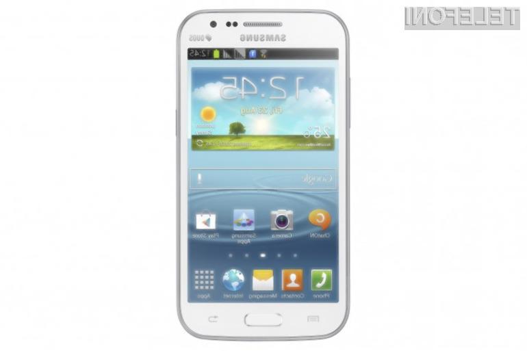 Galaxy Win bo kot nalašč za tiste, ki si ne morejo ali ne želijo privoščiti zmogljivejšega mobilnika Galaxy S3.
