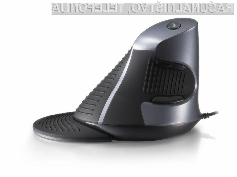 Računalniška miška ADJ Mouse Shark vas nikdar ne bo pustila na cedilu!