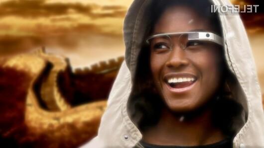 Kitajci bodo tokrat »prekopirali« še Googlova očala.