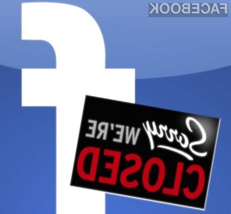 Facebook postaja za uporabnike iz dneva v dan manj zanimiv!