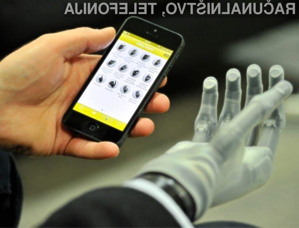 Robotska proteza »i-limb« bo močno poveča kakovost življenja osebe, ki jo nosi!