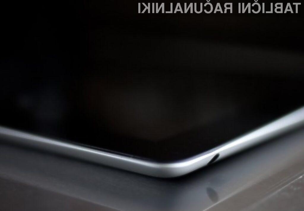 Tablični računalnik iPad 5 naj bi bil v primerjavi z njegovim predhodnikom nekoliko lažji, tanjši, manjši in zmogljivejši.
