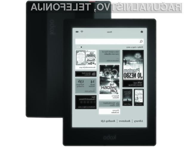 Bralnik Aura HD bo priljubljenost elektronskih knjig pognal v nebo!