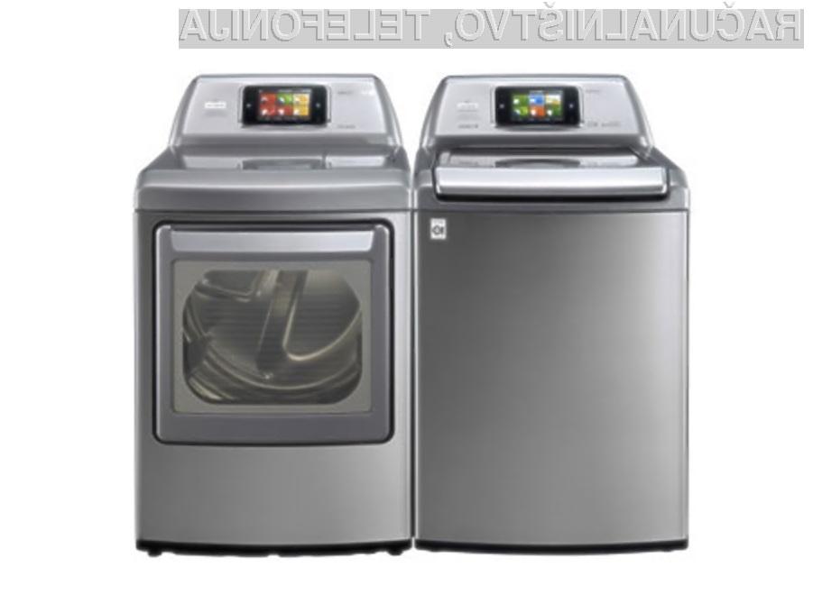 Za pranje perila ne potrebujemo več ne vode ne pralnega praška!