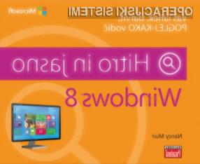 Lahek in barvit priročnik Windows 8, hitro in jasno