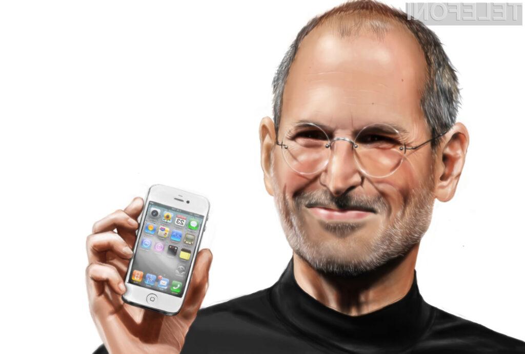Steve Jobs je za seboj pustil tudi razvojna načrta za iPhone 5S in iPhone 6.