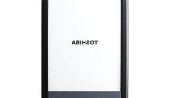 Bralniku Toshiba Bookplace Mono se bomo le stežka uprli!
