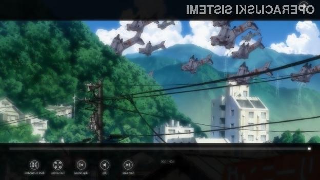 Večpredstavnostni predvajalnik VLC bomo kmalu lahko poganjali neposredno v grafičnem vmesniku Windowsov 8.