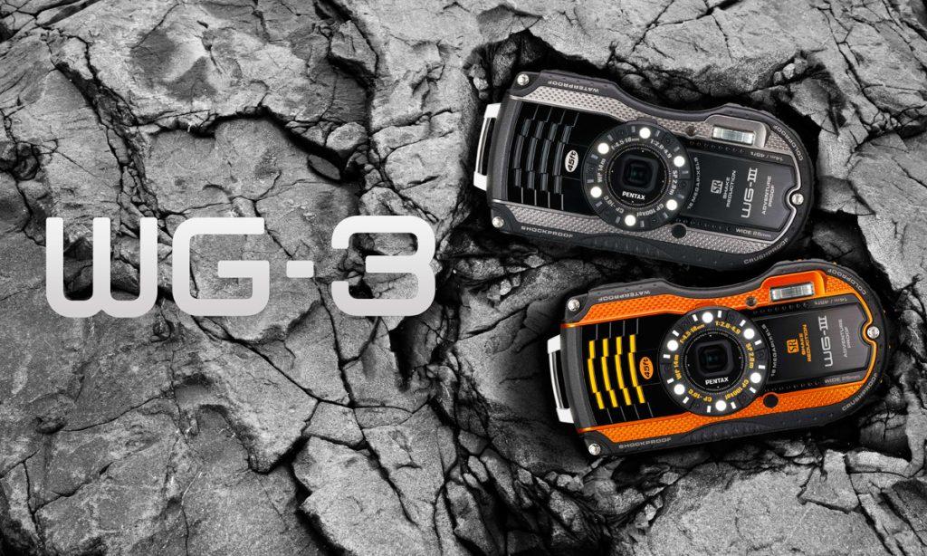 Odporneža: Pentax WG-3 in WG-10