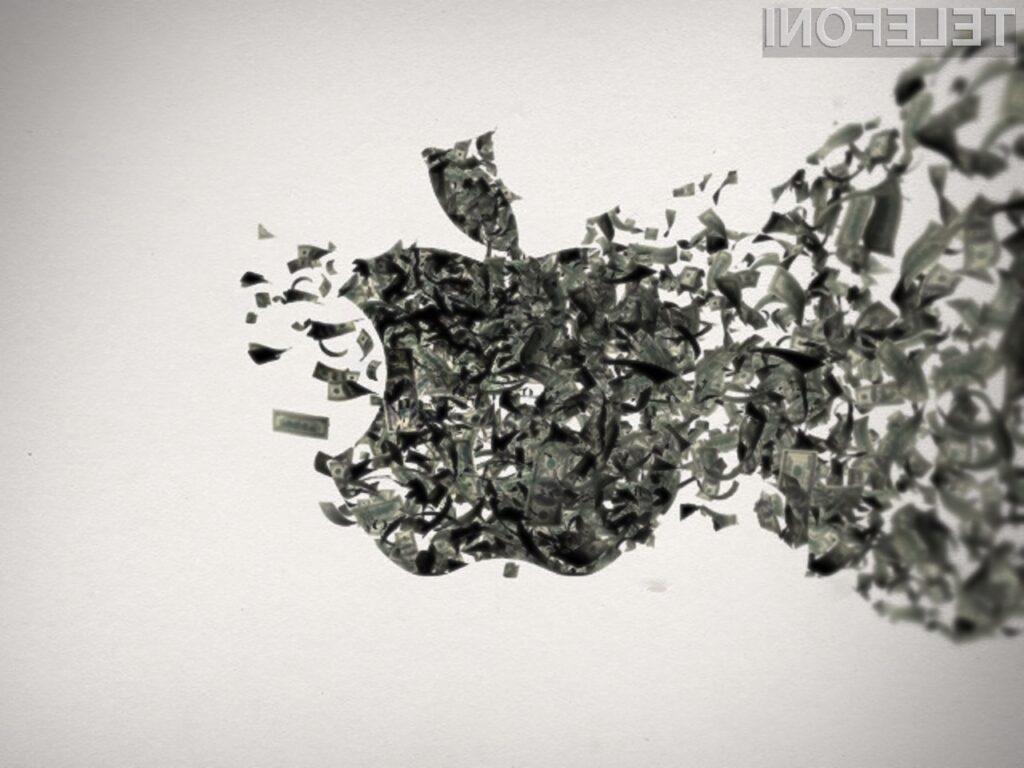 Podjetje Apple se je preko povezanih družb širom sveta doslej izognilo plačilu več milijard dolarjev davkov.