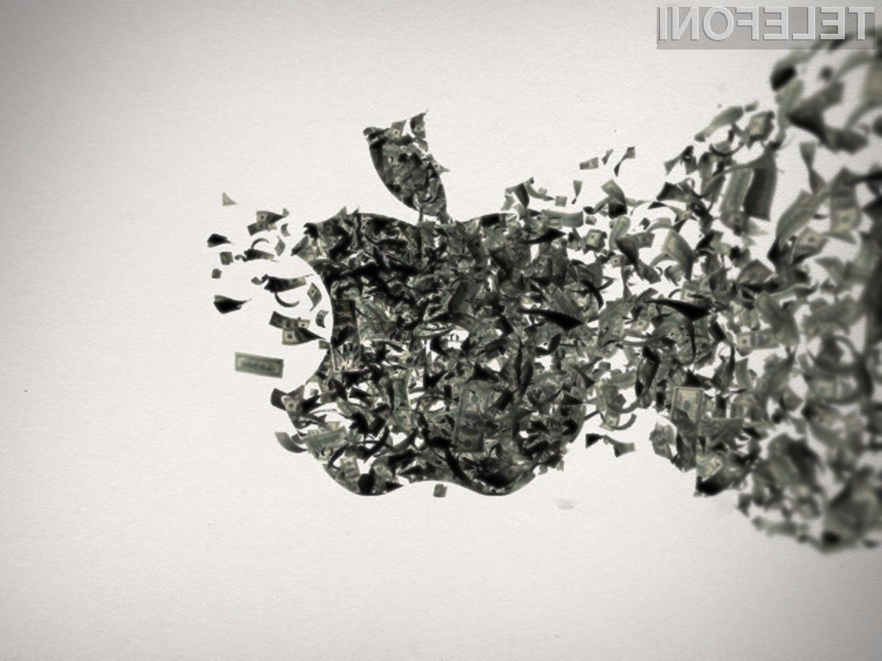 Apple mora poravnati za kar 13 milijard evrov neporavnanih davčnih obveznosti.