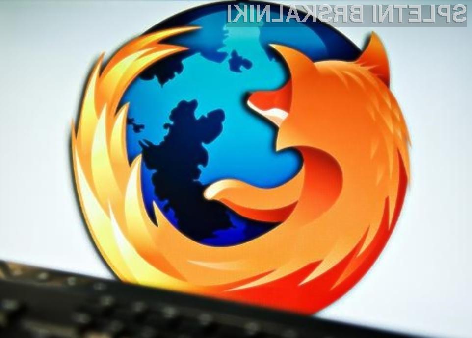 Ležen in okužen Firefox naj bi širom sveta uporabljalo že več milijonov internetnih uporabnikov.