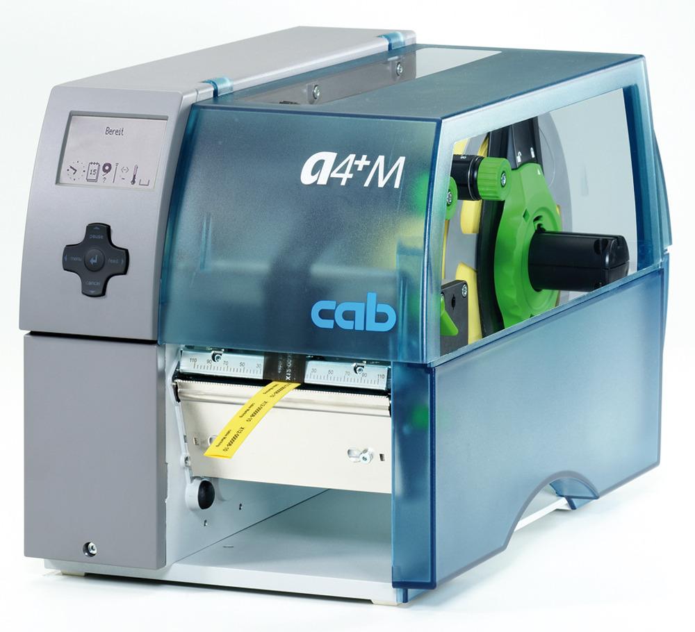 Termalni tiskalnik etiket CAB