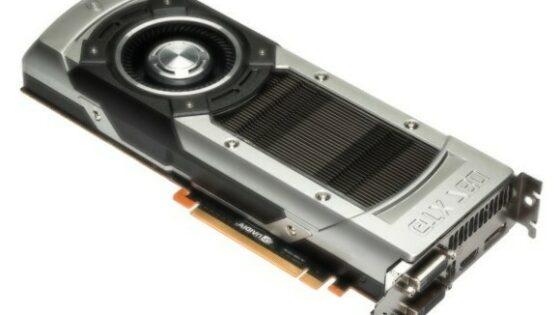 Nvidia napada z ekstremno zmogljivo grafično kartico GeForce GTX 780