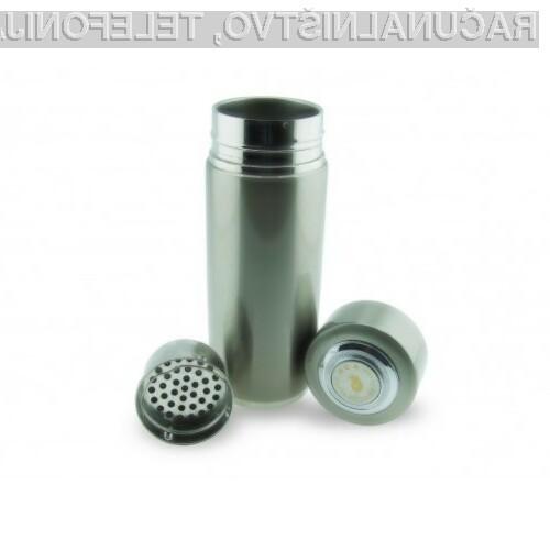 Steklenica Aqua Sanitas