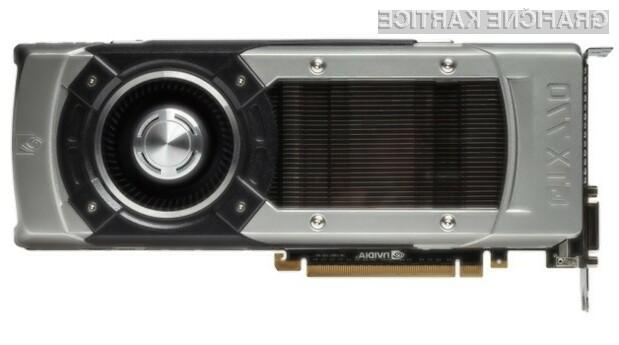 Grafična kartica GeForce GTX 770 je v povprečju za pet odstotkov zmogljivejša od priljubljene GeForce GTX 680.