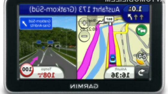 Garmin nüLink! 2390 je napredna navigacija!
