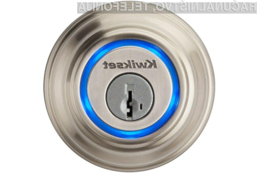 Kwikset Kevo: Pametna ključavnica za pametne mobilne telefone
