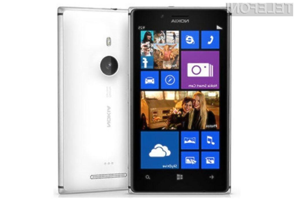 Za kovinski mobilik Nokia Lumia 925 se bodo ogreli predvsem poslovneži in petičneži!