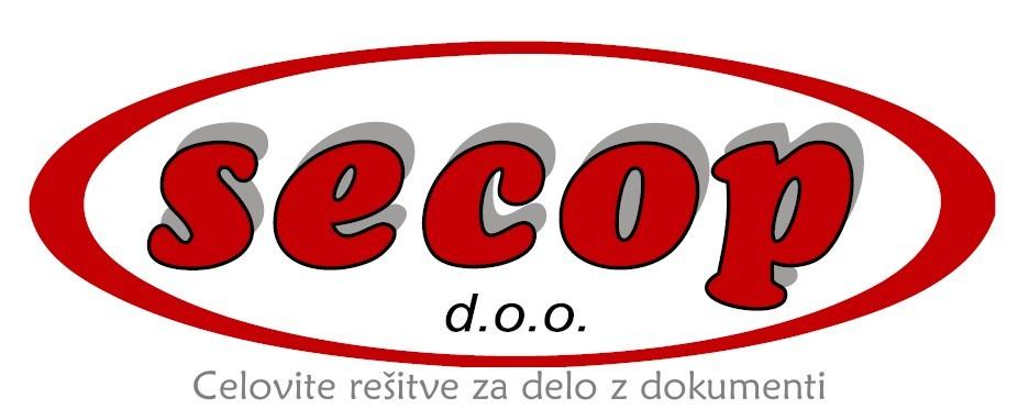 SECOP d.o.o. - Celovite rešitve za delo z dokumenti