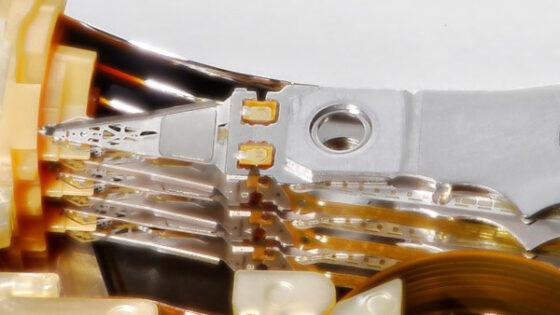 S trdim diskom Hitachi 5K1500 bo prostora za shranjevanje podatkov zagotovo več kot dovolj!