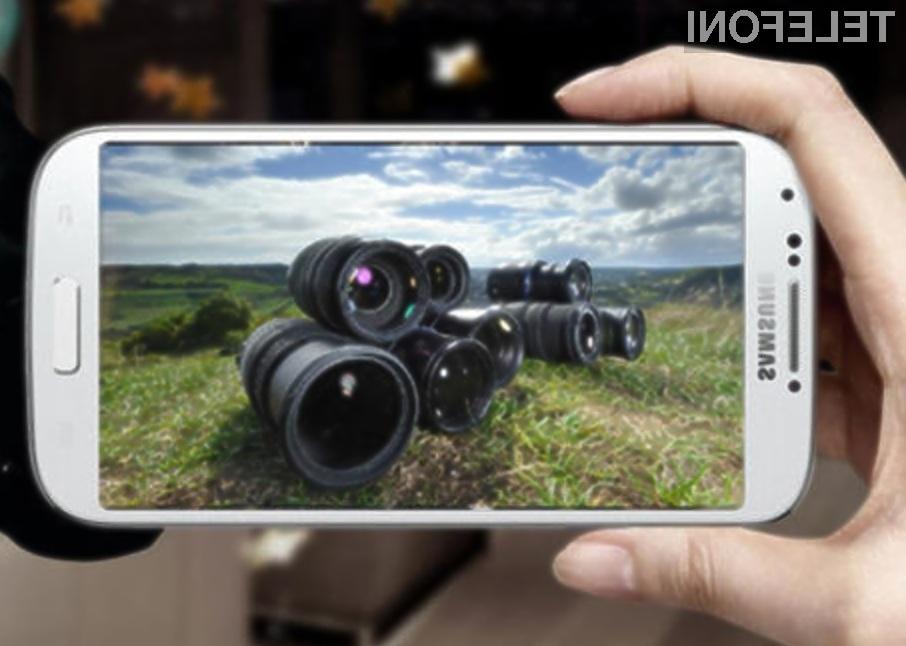 Samsung Galaxy S4 Zoom bo zaradi izredno zmogljivega fotoaparata pisan na kožo tistim, ki fotografije zajemajo izključno z mobilnikom.