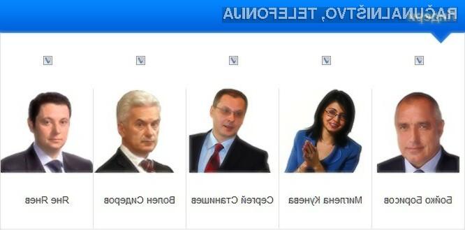 Parlamentarne volitve v Bolgariji se bodo odvijale v nedeljo 12. maja 2013