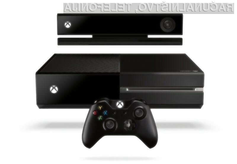 Xbox One se vizualno razlikuje od predhodnikov.