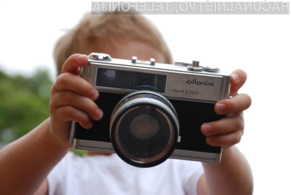 Je čas za menjavo fotoaparata?