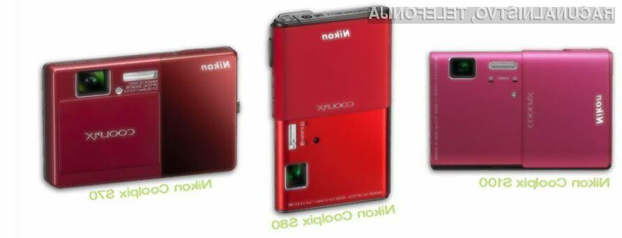 Preverite svoje znanje o Sloveniji in se potegujte za 3 kompaktne digitalne fotoaparate Nikon.