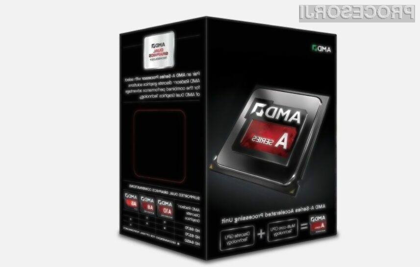 Podjetje AMD verjame, da si bo s procesorji Richland ponovno pridobilo zaupanje uporabnikov namiznih in prenosnih računalnikov.