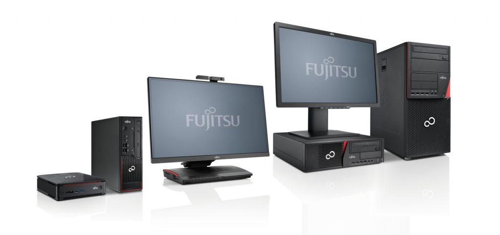 Fujitsu z novimi delovnimi postajami CELSIUS in računalniki ESPRIMO