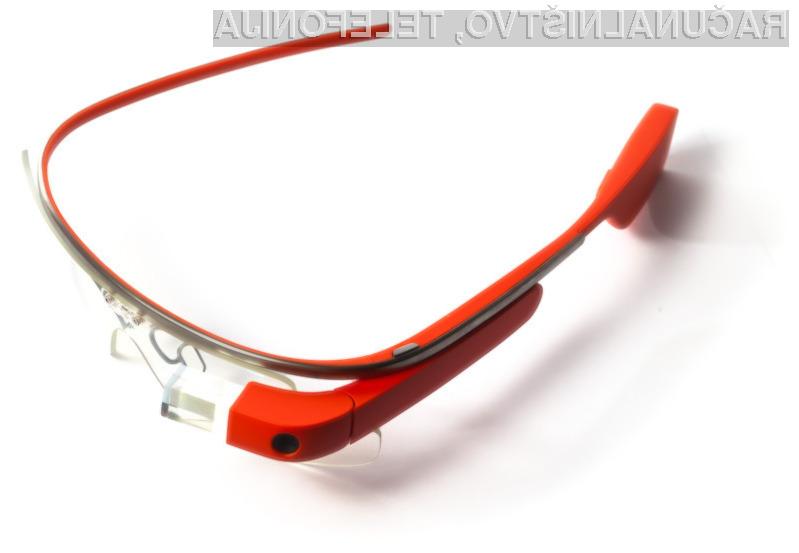 Googlova večpredstavnostna očal Glass so grajena na sila preprost način!