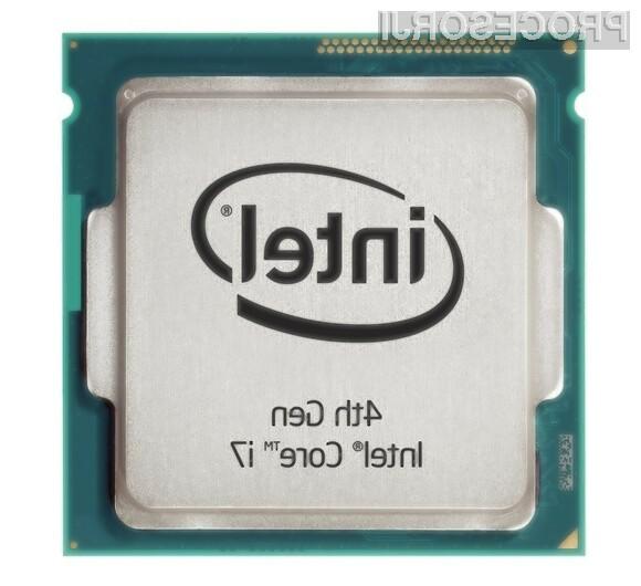 Novi procesorji Intel Core bodo pohitrili delovanje računalnikov ob hkratnem zmanjšanju porabe električne energije.
