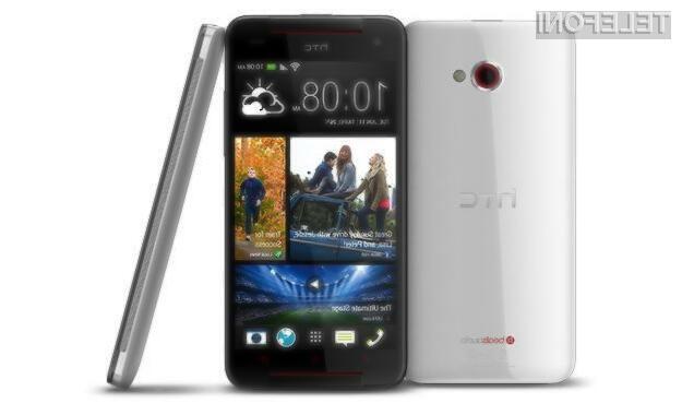 HTC napada z mega mobilnikom Butterfly S
