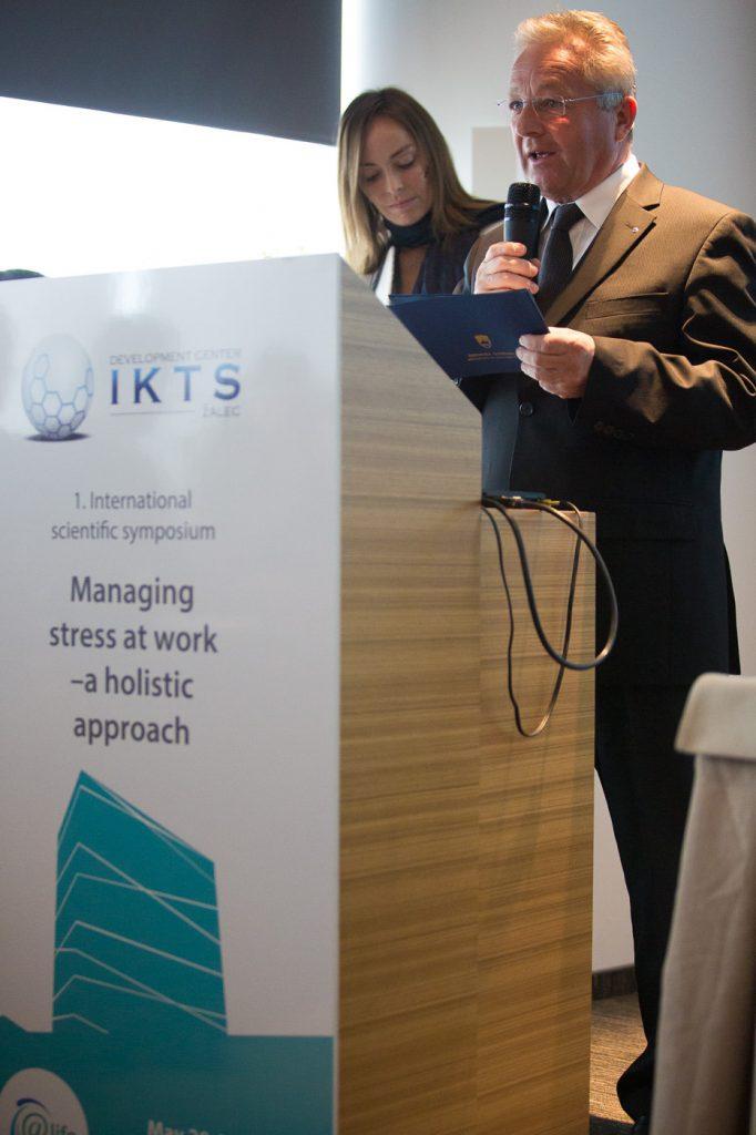 Minister za gospodarski razvoj in tehnologijo, mag. Stanko Stepišnik, z navdušenjem pozdravil delovanje RC IKTS Žalec